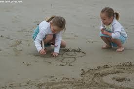 Art Thérapie-Dessiner sur la plage-2