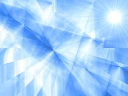 La Couleur Bleu Dégradée